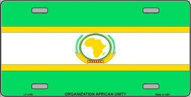 Amazon com: Smart Blonde LP-4120 Organization African Unity