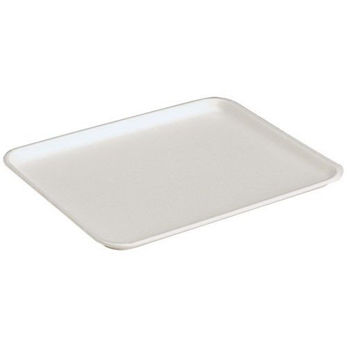 Pactiv Platter (Pactiv Foam 12S Carry Tray White, 11
