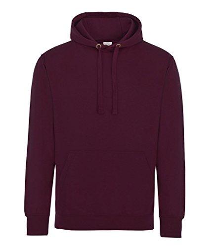 Burgundy Supa Sweat Homme Ltd Absab shirt Capuche À 61Wqw0