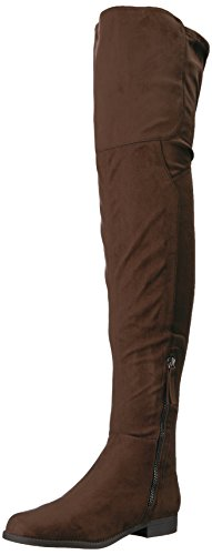 Indigo Rd. Women's Netti Over the Knee Boot, Brown, 8.5 M US by Indigo Rd.