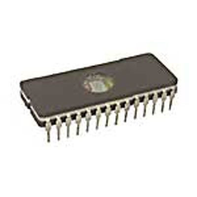 Major Brands 27C256-15 EPROM Pin, 256 Kb, 32K x 8, 150 ns, 28-Pin DIP, 11.51 mm W x 2.67 mm H x 14.05 mm L (Pack of 2)