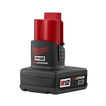2460 Laser - Milwaukee M12 XC High Capacity 3.0 AH REDLITHIUM Battery (48-11-2402)