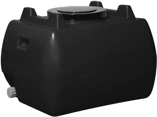 【雨水タンク】 ホームローリー タンク HLT 500 「黒」 B00C9RP58Y 10800