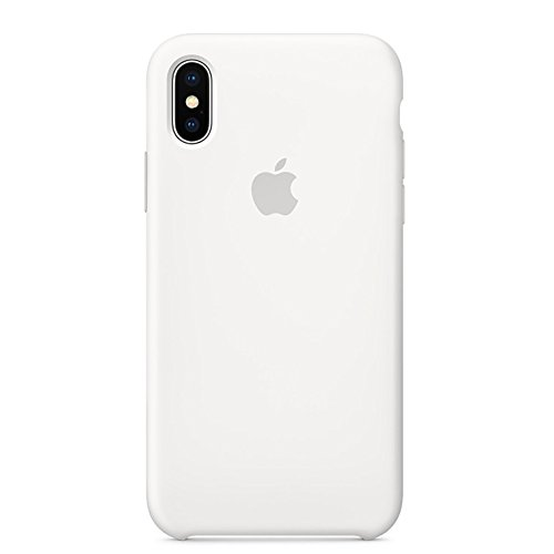 (iPhone x Silicone case,Dawsofl Soft Liquid Silicone Case Cover Shell for Apple iPhone x/10 5.8inch 2017 Release Boxed- Retail Packaging)
