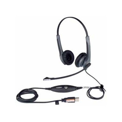 2DW4687 - Jabra GN2000 Duo Headset -