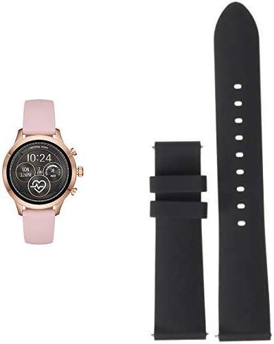Amazon.com: Michael Kors – Reloj inteligente de acero ...