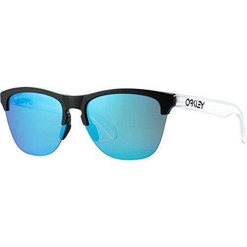 Oakley Frogskins Lite Sunglasses, Matte Black/Prizm - Frogskins Oakley Matte