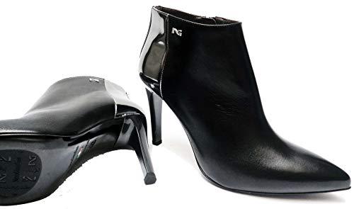 Stivaletti A806851de Stivali Nero Nero antracite Modello Nero Brand Stivali Giardini Colore Nero ZwOZpCEqr