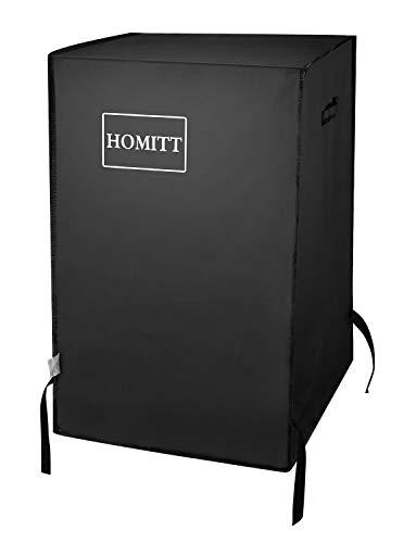 Homitt 30 Inch Electric Smoker Covers for Masterbuilt Smoker, Black