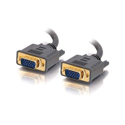 (2U40610 - C2G 12ft Flexima HD15 UXGA M/M Monitor Cable)