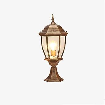 Lampe Extérieure Colonne Rue Mur Cour Rishx Jardin Clôture Poteau 0vN8nmwO