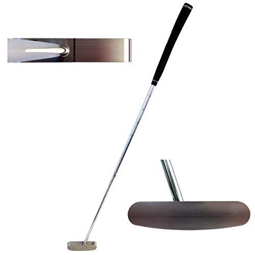Cheap Bell Putters 2 Way Golf Putter 340g Toe Balanced with Tacki-mac Tour Select Standard Putter Grip and 35