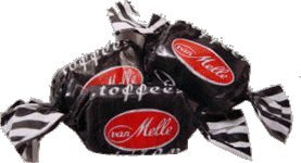 van Melle Licorice Toffee 8.8 Oz Bag (Pack of 6) by Van Melle
