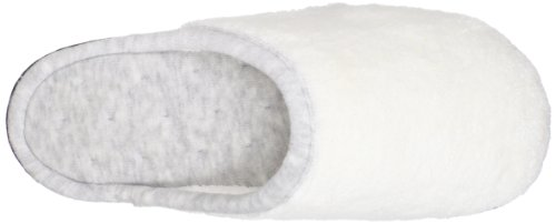 Isotoner Women's Plush Chukka Clog Slipper