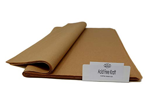 Acid-Free Kraft 120 Sheets - Wrapping Tissue Paper 15