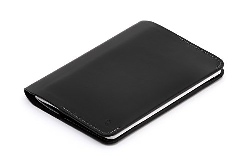 Bellroy Leather Notebook Cover Black