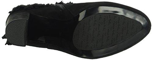 Tosca Blu Sybil, Zapatillas De Estar por Casa para Mujer Negro