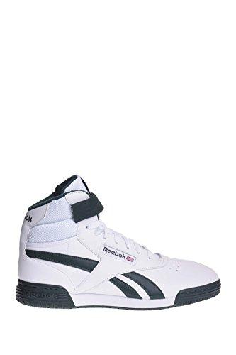 Zapatillas De Deporte Reebok Ex-o-fit Clean Hi S Fashion Para Hombre Zapatillas De Deporte