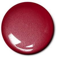 Testors Model Master Enamel - Testors Model Master Enamel Paint 1/2 ounce Gloss Burgundy Red Metallic