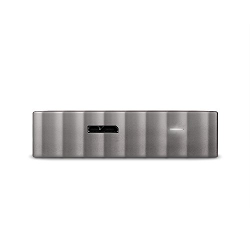 WD 1TB Black-Gray My Passport Ultra Portable External Hard Drive - USB 3.0 - WDBTLG0010BGY-WESN (Old Generation) by Western Digital (Image #3)