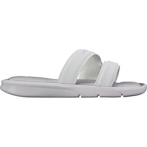 Nike Kvinders Ultra Komfort Slide Sandal Ren Platin / Ulv Grå pKAuvdVb