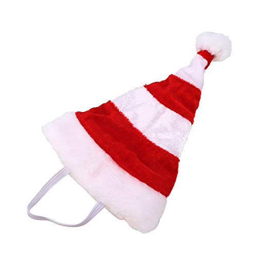 Aprettysunny Pet Dog Cat Christmas Hat Cute Lovely Party Xmas Make Up Costume Accessory Decor