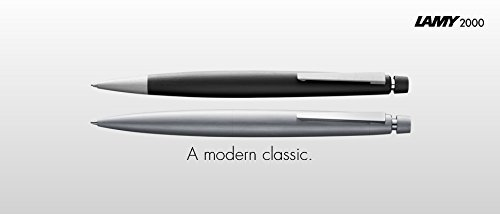 Lamy 7mm 2000 Mechanical Pencil with Brushed SS Clip (L101/7) by Lamy (Image #3)