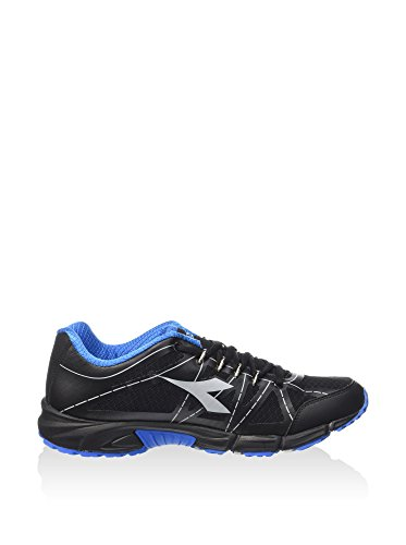 Diadora - Zapatillas de Material Sintético para hombre Negro / Piedra