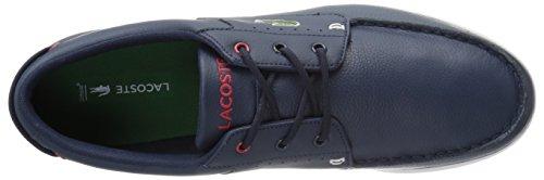 Lacoste Heren Codecasa 316 1 Spm Bootschoen Marine