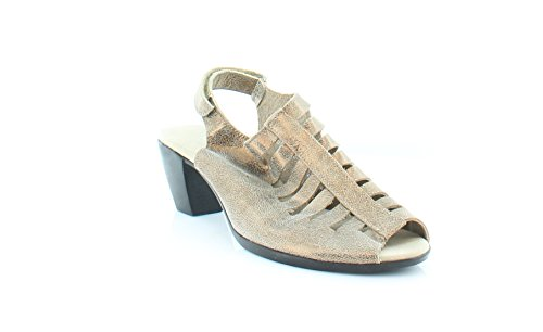 Munro Abby Women's Heels Golden Taupe Size 8 M by Munro