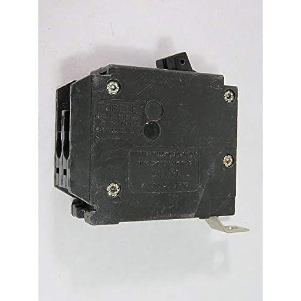 Newlec NLMB 120BA 20A Type B unipolaire MCB.