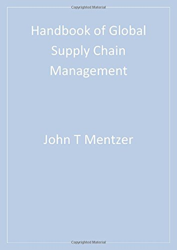 supply chain management a logistics perspective 8th edition pdf