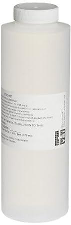 YSI 060907 Fresh Water Conductivity Calibrator Solution, 1000 uS/cm Range (Box of 1, 8 Pints per Box)