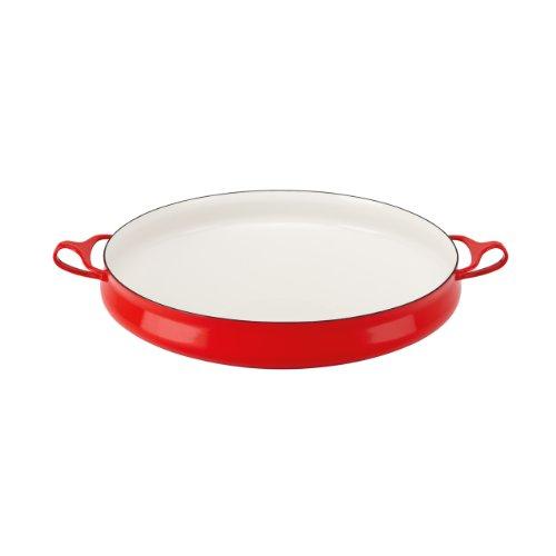 Dansk Kobenstyle Chili Red Buffet Server