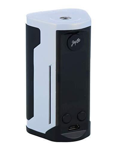 Reuleaux RX GEN3 Dual Akkuträger mit max. 230 Watt – ohne 18650er Akkuzellen – von Steamax – Farbe: (weiss)