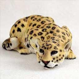 Leopard Figurine (Leopard Statues)