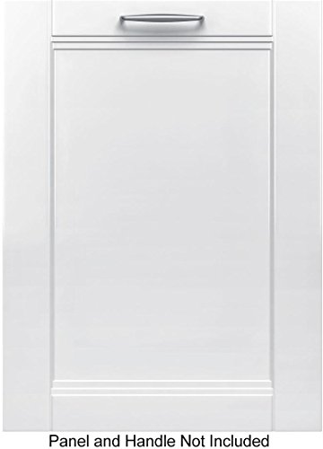 Bosch SHVM78W53N 800 Series 24″ Built In Fully Integrated Dishwasher with 6 Wash Cycles, in Panel Ready