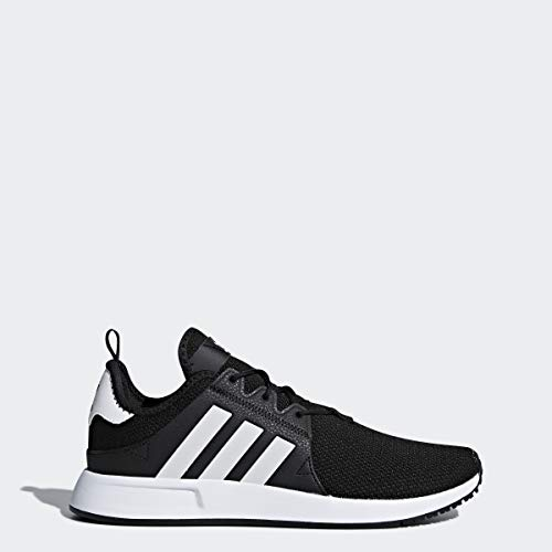 adidas Originals Men's X_PLR Sneaker, Black/White/Black, 10.5 M US