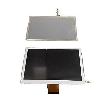 Gamepad LCD Touchscreen Display Replacement Repair Part for Nintendo Wii U
