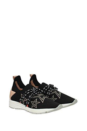Elisabetta 23W76E2 EU Tejido Franchi Mujer Moves Negro Sneakers YXYAr1