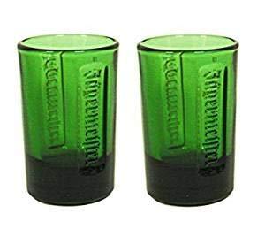 (Jagermeister Shot Glass Green)
