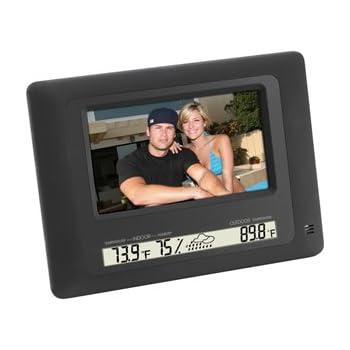 Amazoncom Polaroid Xsa 00770s 7 Inch Digital Picture Frame
