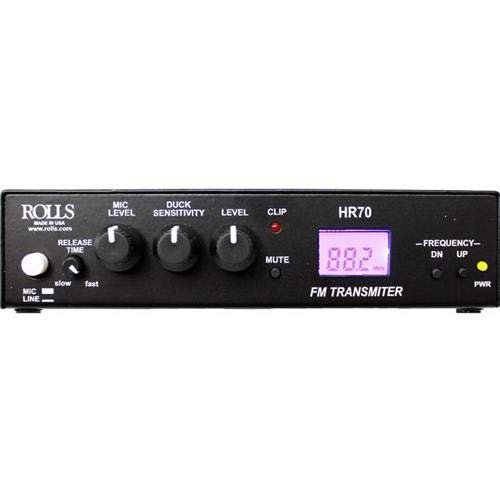 ROLLS Digital FM Transmitter