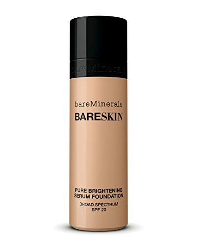 bareMinerals Pure Serum Foundation, Bare Satin, 1 Ounce