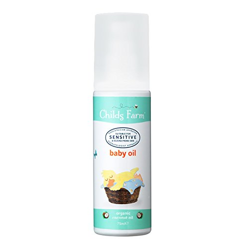 Childs Farm baby oil organic coconut 75ml Medichem CF670