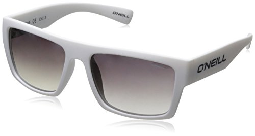 O'Neill Tube 100P Polarized Square Sunglasses - Matte Whi...