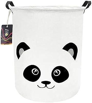 ni/ños Cesta de almacenamiento para ropa sucia mascotas cesta plegable de lona para juguetes cesta de juguetes ropa y cubos naturales decorativos Fine English