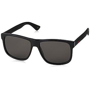 Sunglasses Gucci GG 0010 S- 001 BLACK/GREY