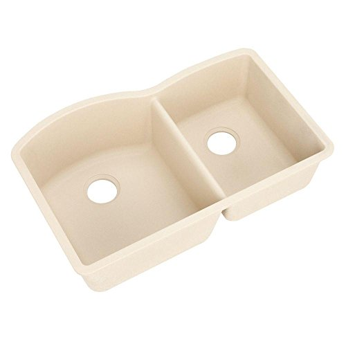 (Blanco 441222 Diamond 1-3/4 Bowl Silgranit II Sink,)