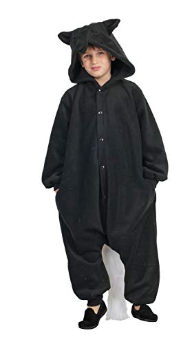 RG Costumes 40202 Funsies' Skunk, Child Medium/Size 8-10, Black/White -